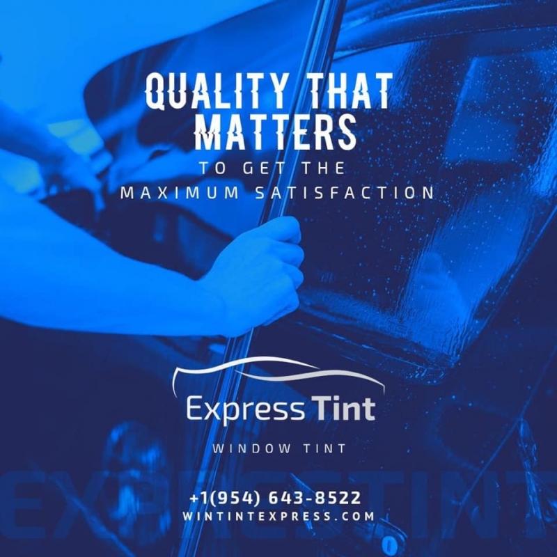 Express Tint - Películas de Proteção