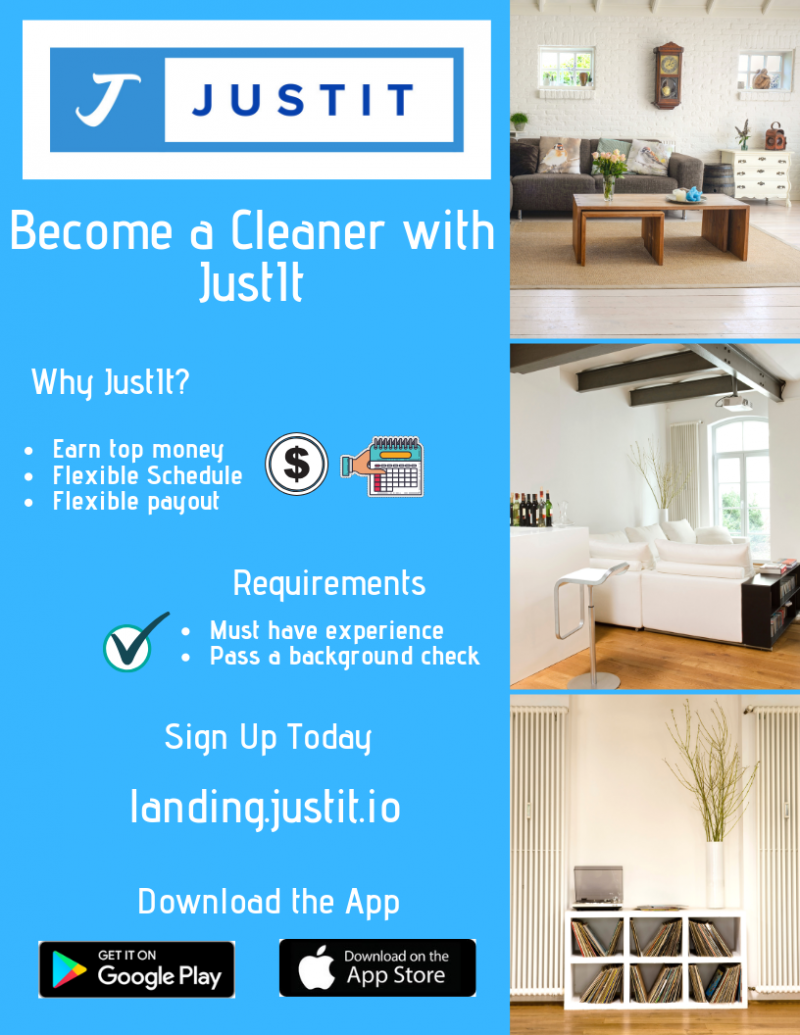 Become a Service Provider with JusttIt in DC, MD & VA