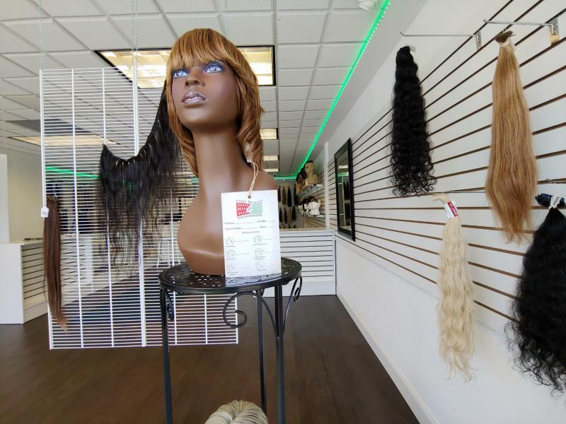 Hair Brazil 4 Extension Grand Opening (Cabelos para extensao) 1823 NE 24th Street Pompano Beach, FL 33064