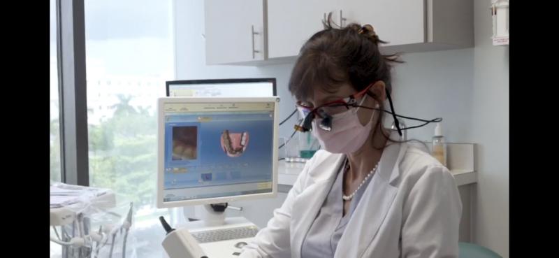 Dentista Brasileira em Margate