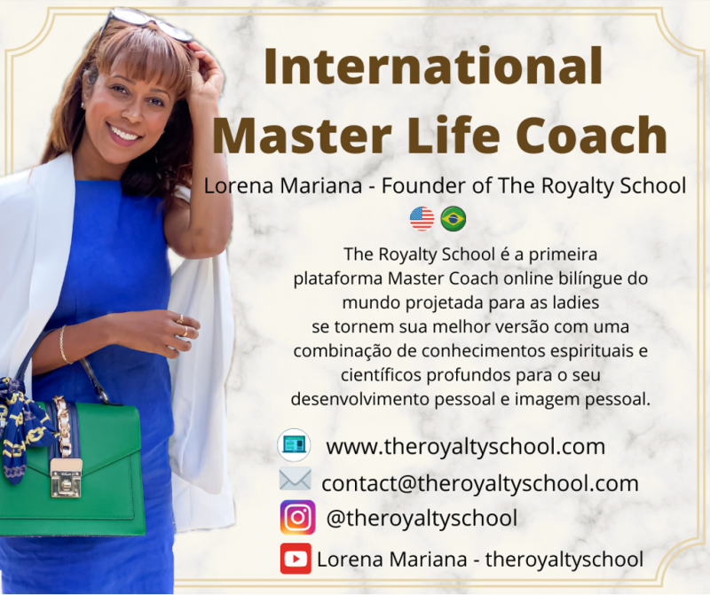 Internacional Master Life Coach - Lorena Mariana