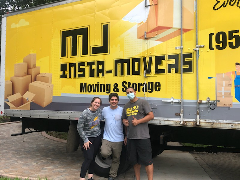 Moving and Storage (Mudança)