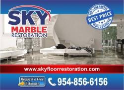 SKY Marble Restoration