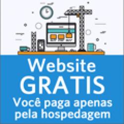 Website gratuito para o seu negócio