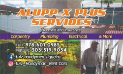 Carpinteiro eletricista e plumbing