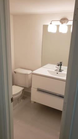 3 quartos 2.5 banheiros $1580.00