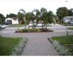 Alugo linda casa 5/2 Boca Raton, piscina, garagem,...
