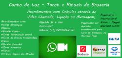 Tarologo e Terapeuta Espiritual Luis Carlos Gaviol...