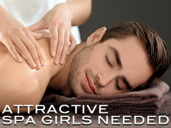 PROCURA-SE: SPA GIRLS. Tempo Integral. Pagamento D...