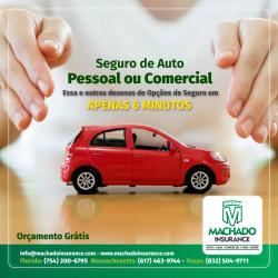 Seguro de Carro/Seguro de Auto