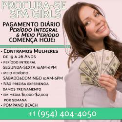 PROCURA-SE, Mulhers Atraente • Tempo Integral & ...