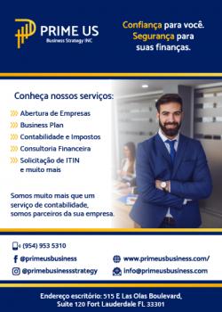 Serviços Contábeis para Brasileiros!