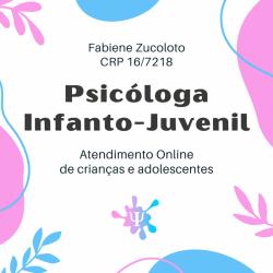 Psicóloga Infanto-Juvenil