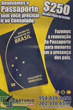 Auxilio para Brasileiros