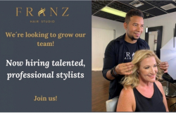 Beauty Salon now hiring