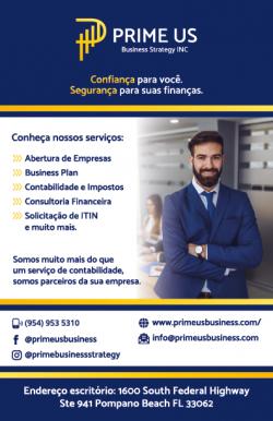 Controle suas finanças conosco! Seja Prime!