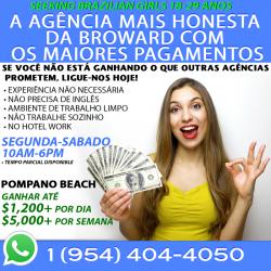 Seeking Brazilian Girls 18-29 anos • CA$H TODAY!...