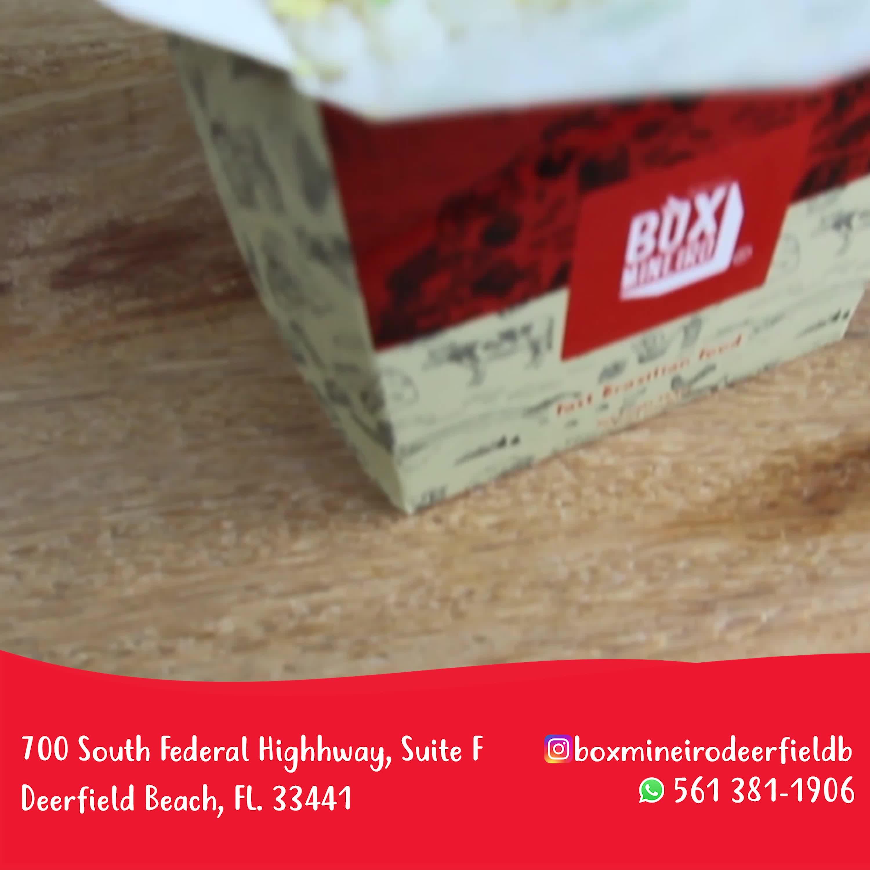 Box Mineiro Brazilian Fast Food
